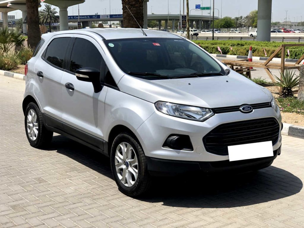 2016 Ford Ecosport 1.5 GCC Maintained till date Ford