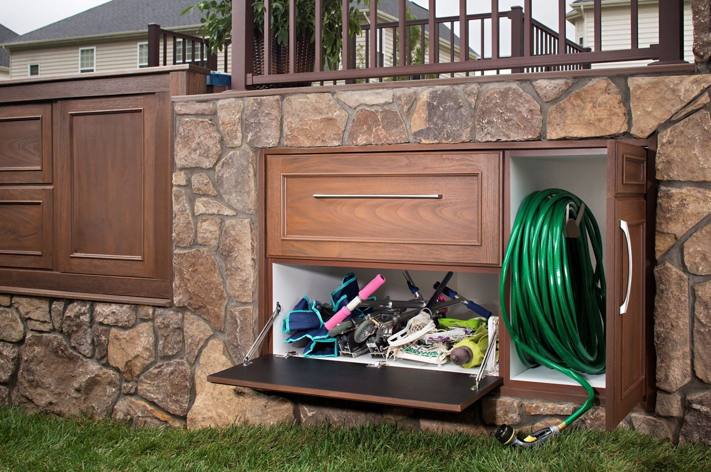 Trex Outdoor Storage Cabinets Boxes And Benches Add Style And