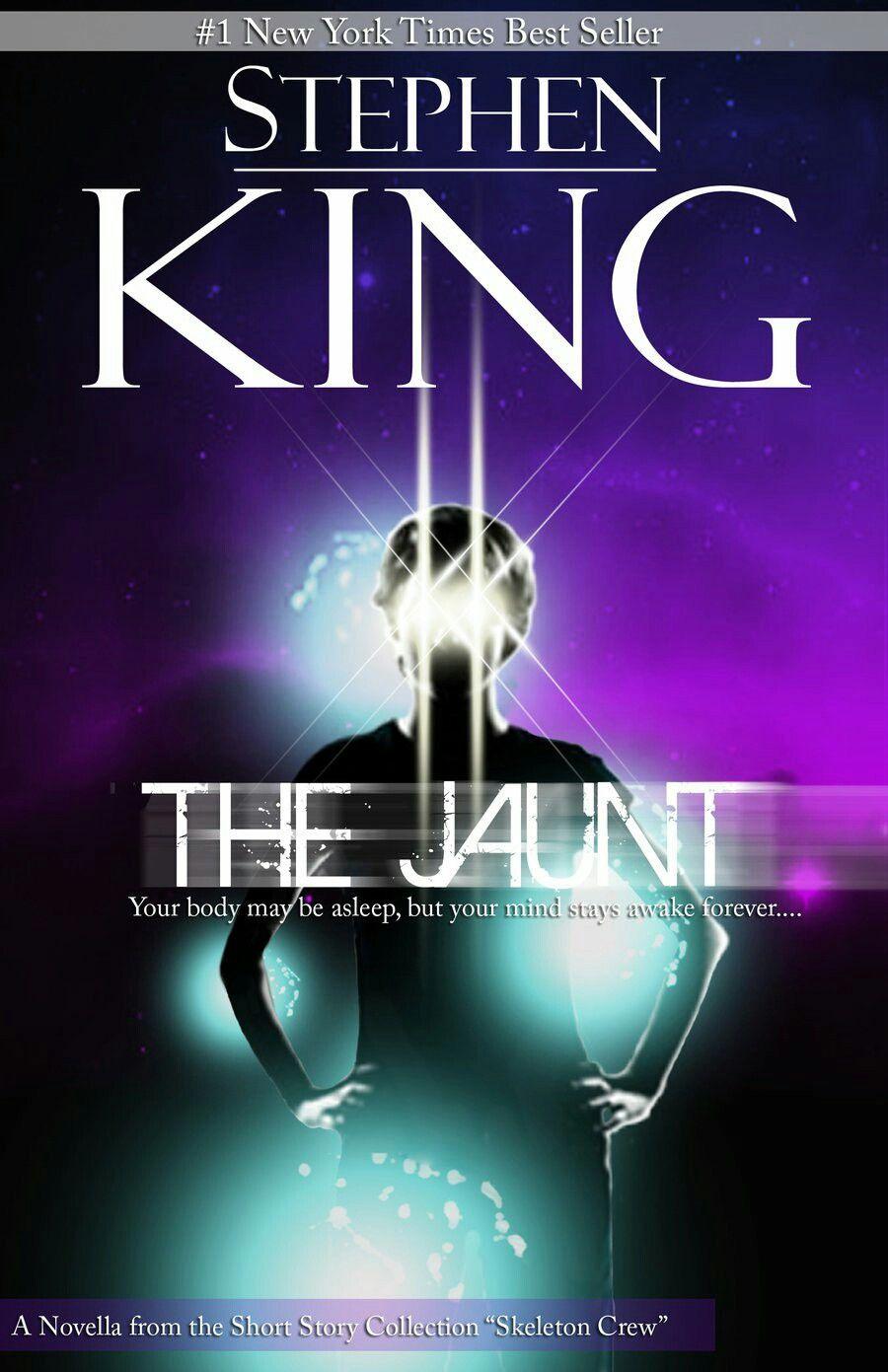 I Loved The Ending Of The Jaunt Stephen King Books Stephen King