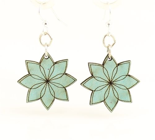 Blossoms Vector Earrings $12