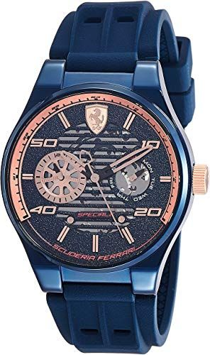 New Ferrari Speciale Blue Dial Mens Watch 830459 online #newferrari