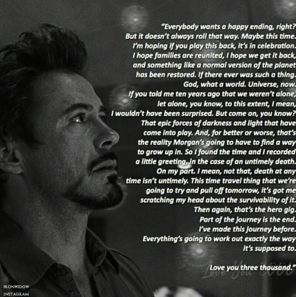 30 Inspiring Quotes From The Iron Man Zitate Film