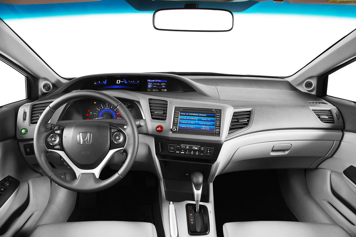 New Honda Civic Is Going Equipped Technology Nokia And Apple