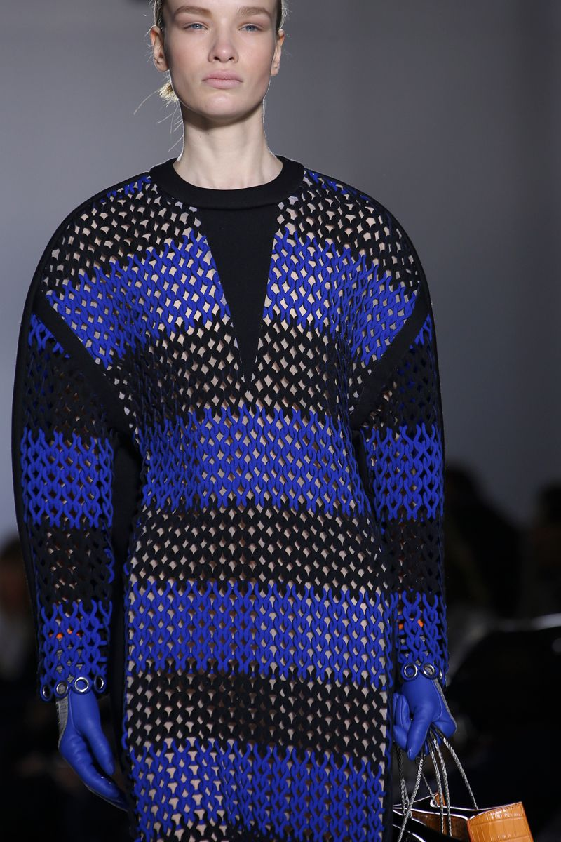Balenciaga Fall 2014 RTW - Details - Fashion Week - Runway, Fashion Shows and Collections - Vogue