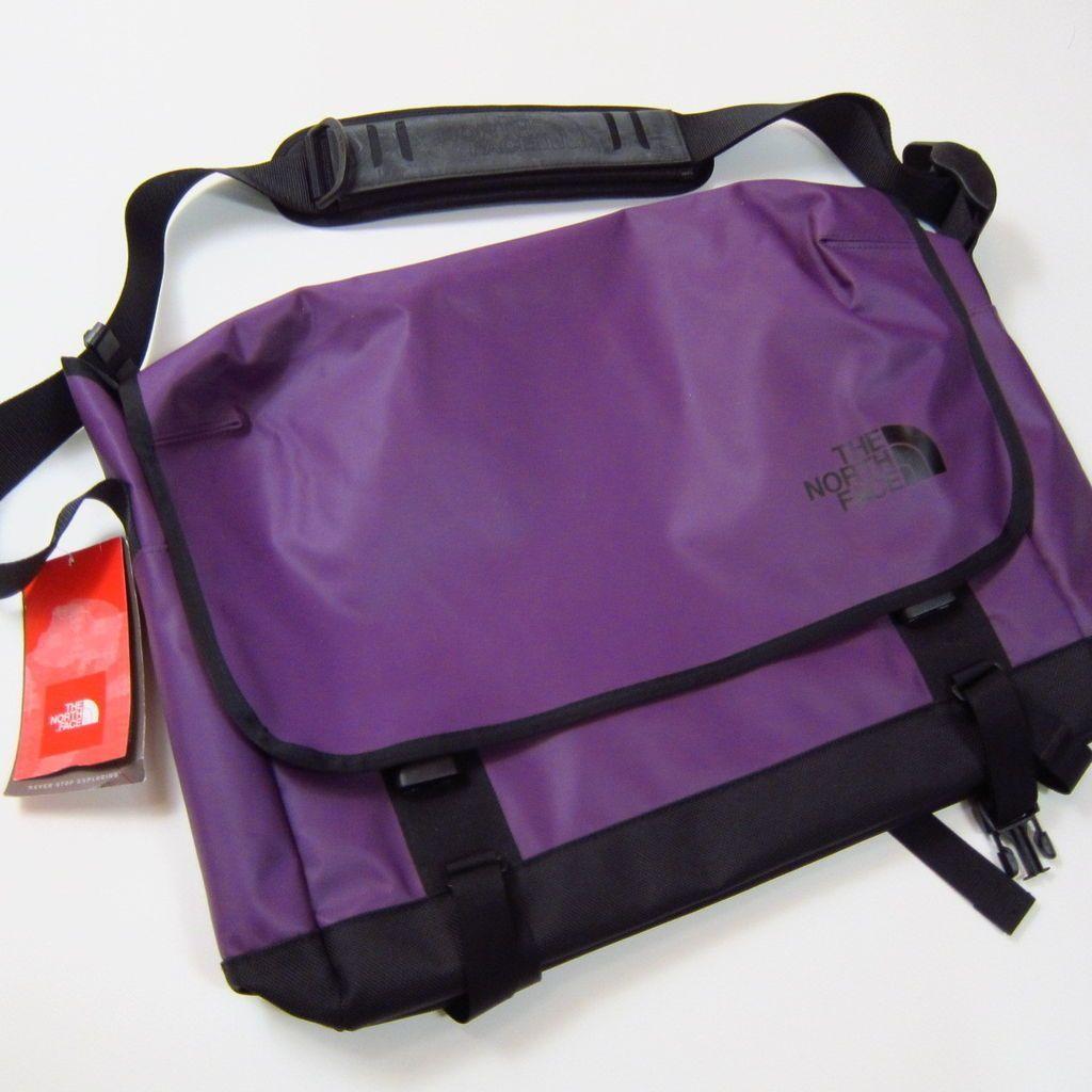 North America Monet headache  99 North Face Base Camp Messenger Bag Power Purple NEW Large APXP | Bags, Messenger  bag, The north face