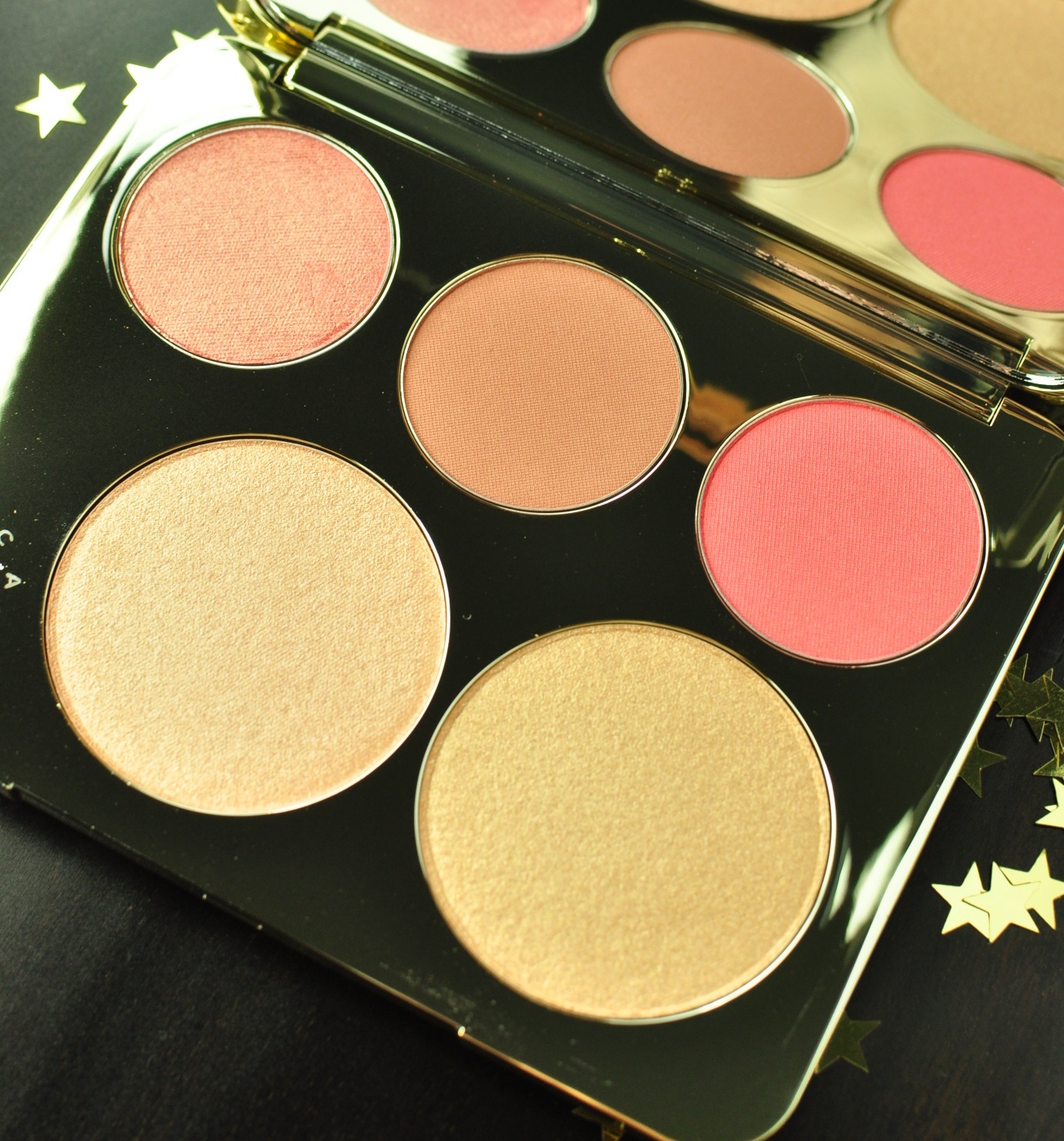 Becca X Jaclyn Hill Champagne Collection Face Palette Beauty Foundation Champagne Collection High End Makeup