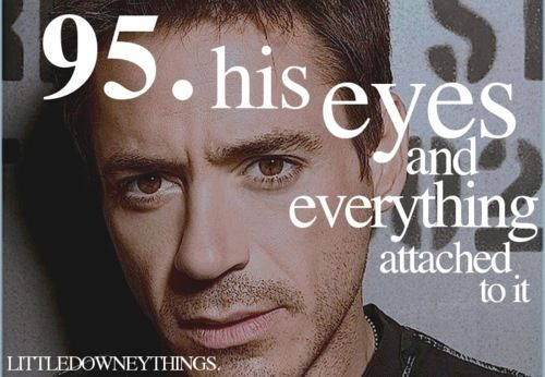 his eyes!!!