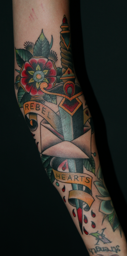 Grez #Tattoos #Grez the flowers