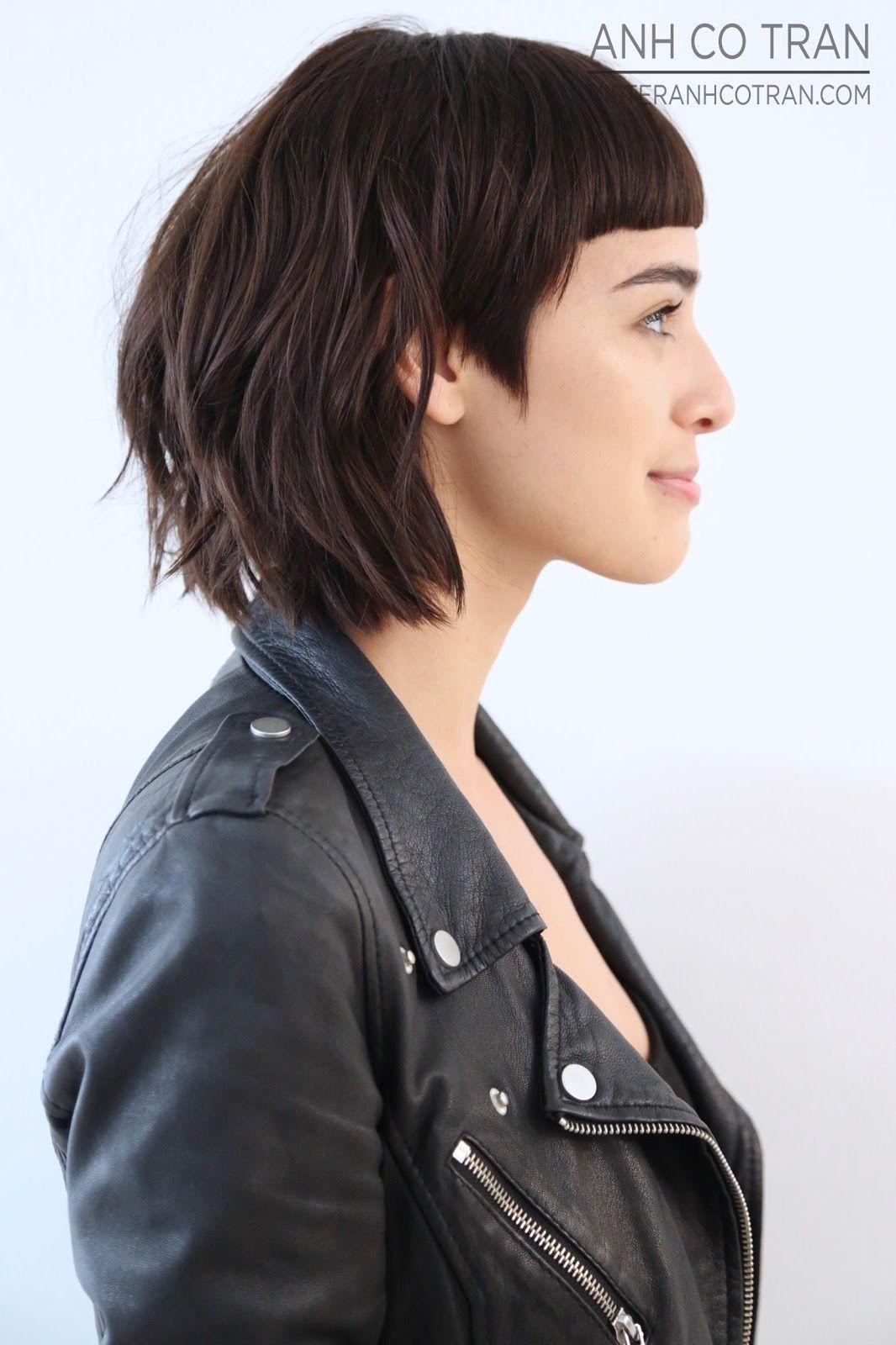 Pin by Ansley Gwinn on Women\'s Short Hair | Pinterest | Short hair