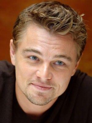 326fc5531 Cortes de cabelo para rosto redondo masculino | Leonardo DiCaprio ...