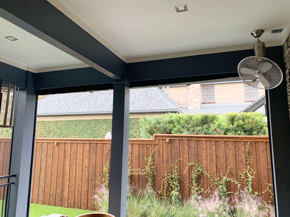 Pin On Outdoor Fans Dallas Landscape Lighting Installs