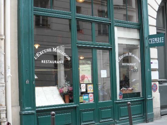 L Excuse Mogador Creperie 21 Rue Joubert Trip Advisor Strasbourg Paris