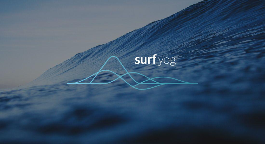 Long Story Short Surf Logo Surfing Logo Design