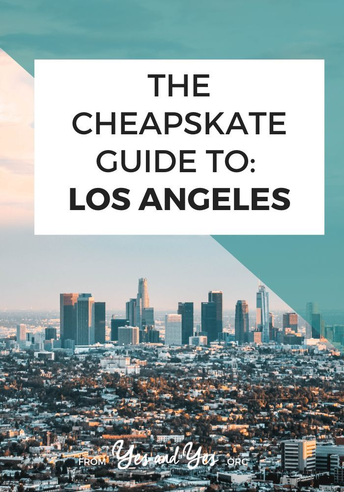 Looking for cheap LA travel tips? Tap through for a local's guide to cheap L.A. lodging, food, where to go, and what to do! #losangeles #cheaptravel #traveltips #la