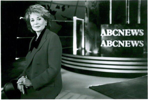 Barbara Walters on Turning Point set
