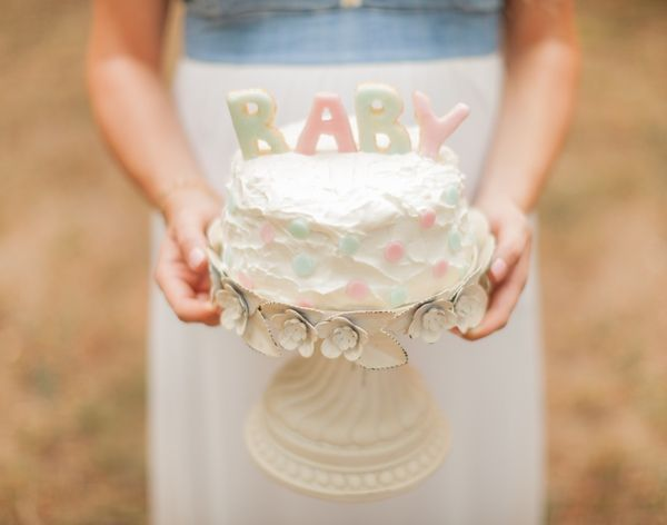 Cake for the baby