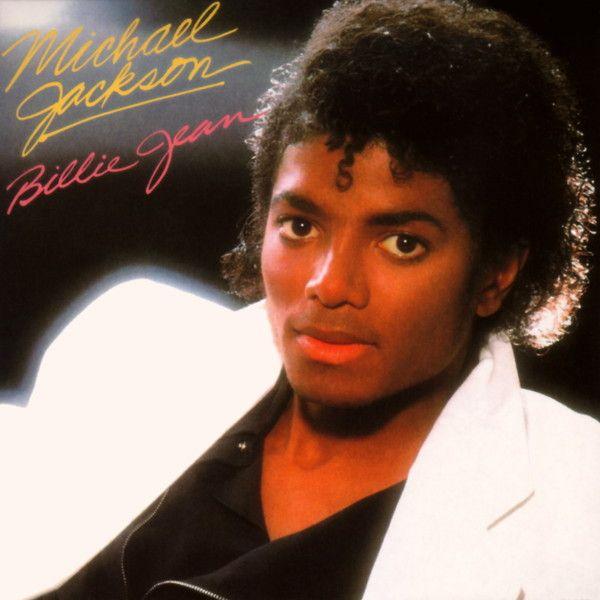 Michael Jackson – Billie Jean (single cover art)
