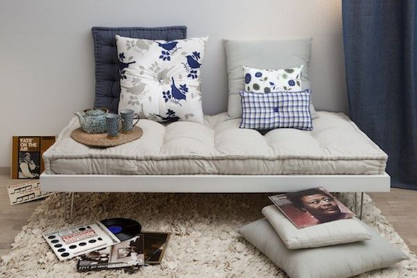 Sensational Diy Chaise Only With Twin Mattress Maybe Make With Ikea Pabps2019 Chair Design Images Pabps2019Com