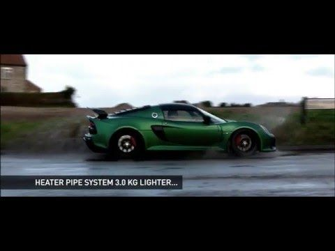 "New Lotus Exige Sport 350 ""To add speed add lightness"" Colin Chapman - YouTube"