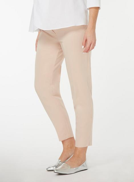 bbcb71d135a94 Maternity Blush Ankle Grazer Trousers | Products | Trouser jeans ...
