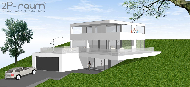 architektenhaus im bauhausstil wildstra e heidenheim mehr zu diesem projekt auf dem. Black Bedroom Furniture Sets. Home Design Ideas