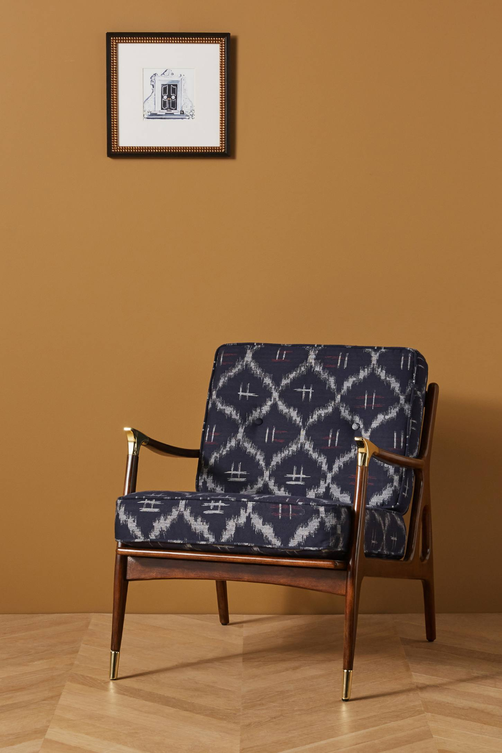 Best Soho Home X Anthropologie Haverhill Accent Chair Home 400 x 300