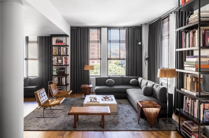 An Exclusive Look At Jason Wuu0027s Tribeca Apartment. Nyc StudioNew York ...
