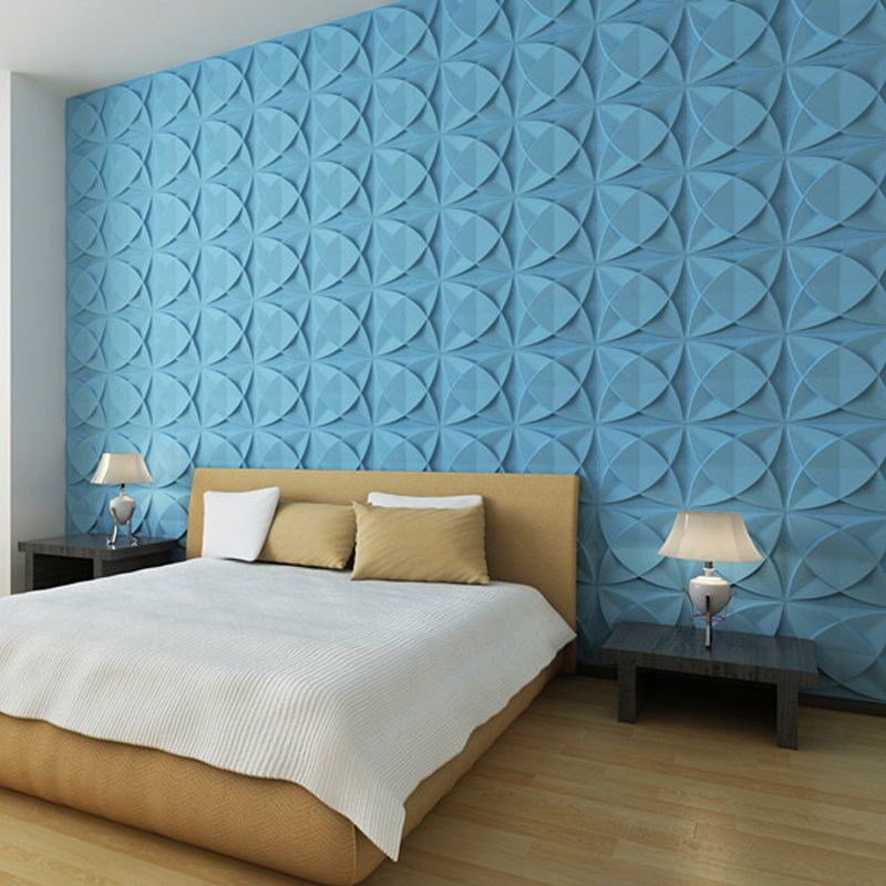 A21025 - Three D Wall Tiles 3D Wall Panels Plant Fiber Material ...