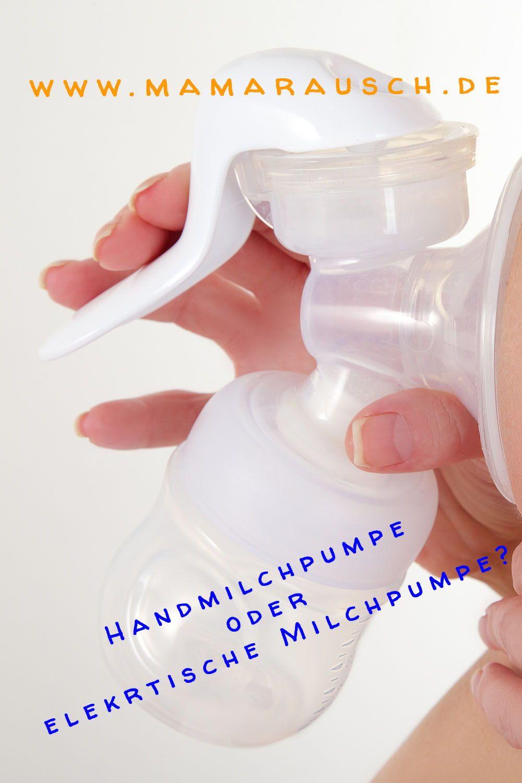 Welche Handmilchpumpe