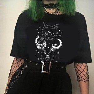E Girl Clothing Vsco Girl Shirt E Girl Shirt Gothic Shirt   Etsy