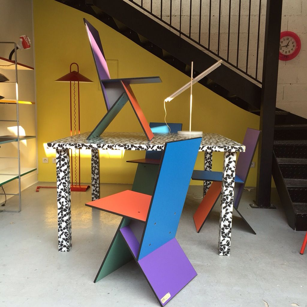 The Gallery Alessandro Mendini Table