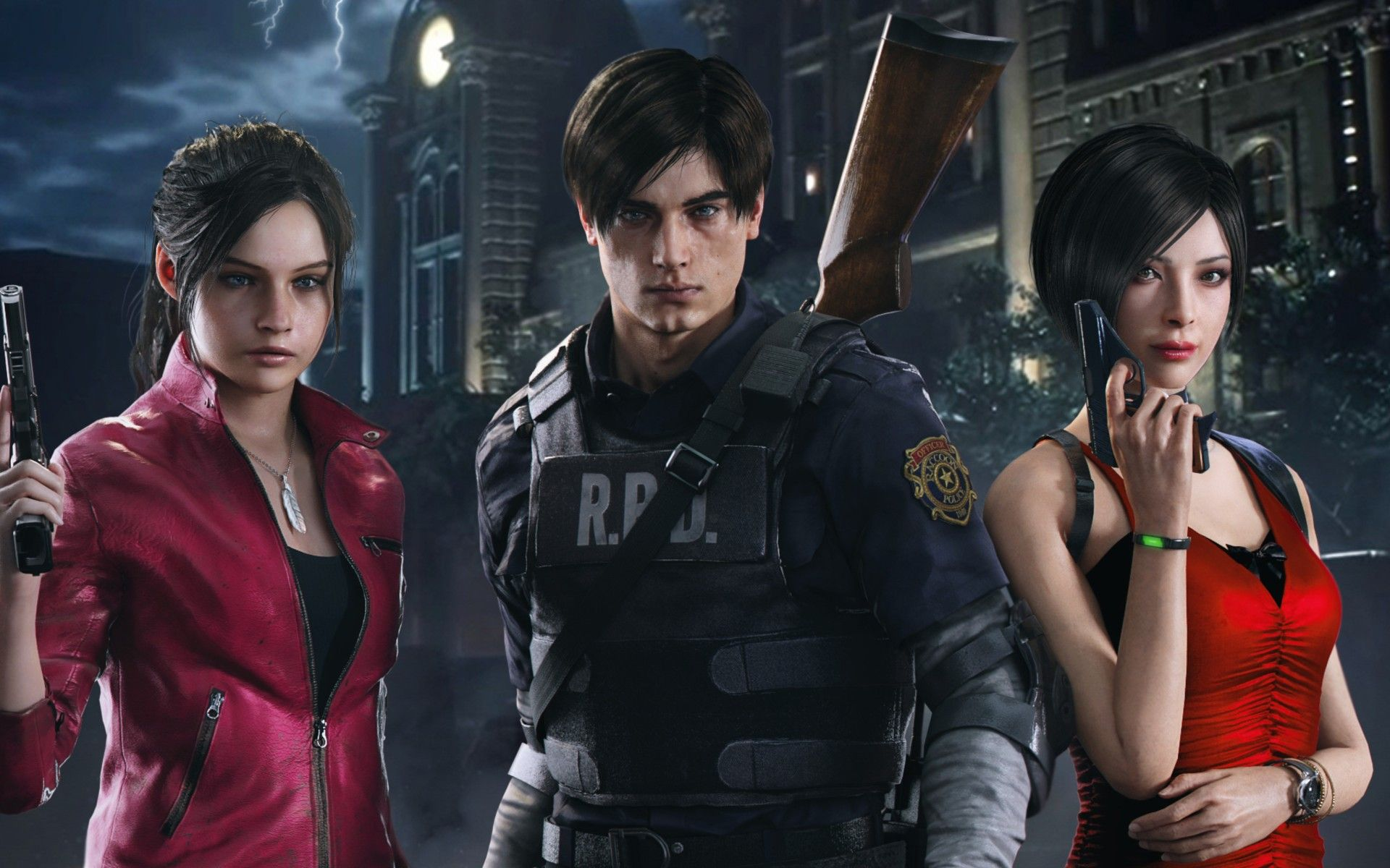 Resident Evil 2 Wallpaper Resident Evil Resident Evil Franchise Resident Evil Game