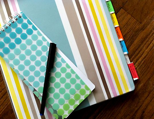 Organizing tips for home record keeping