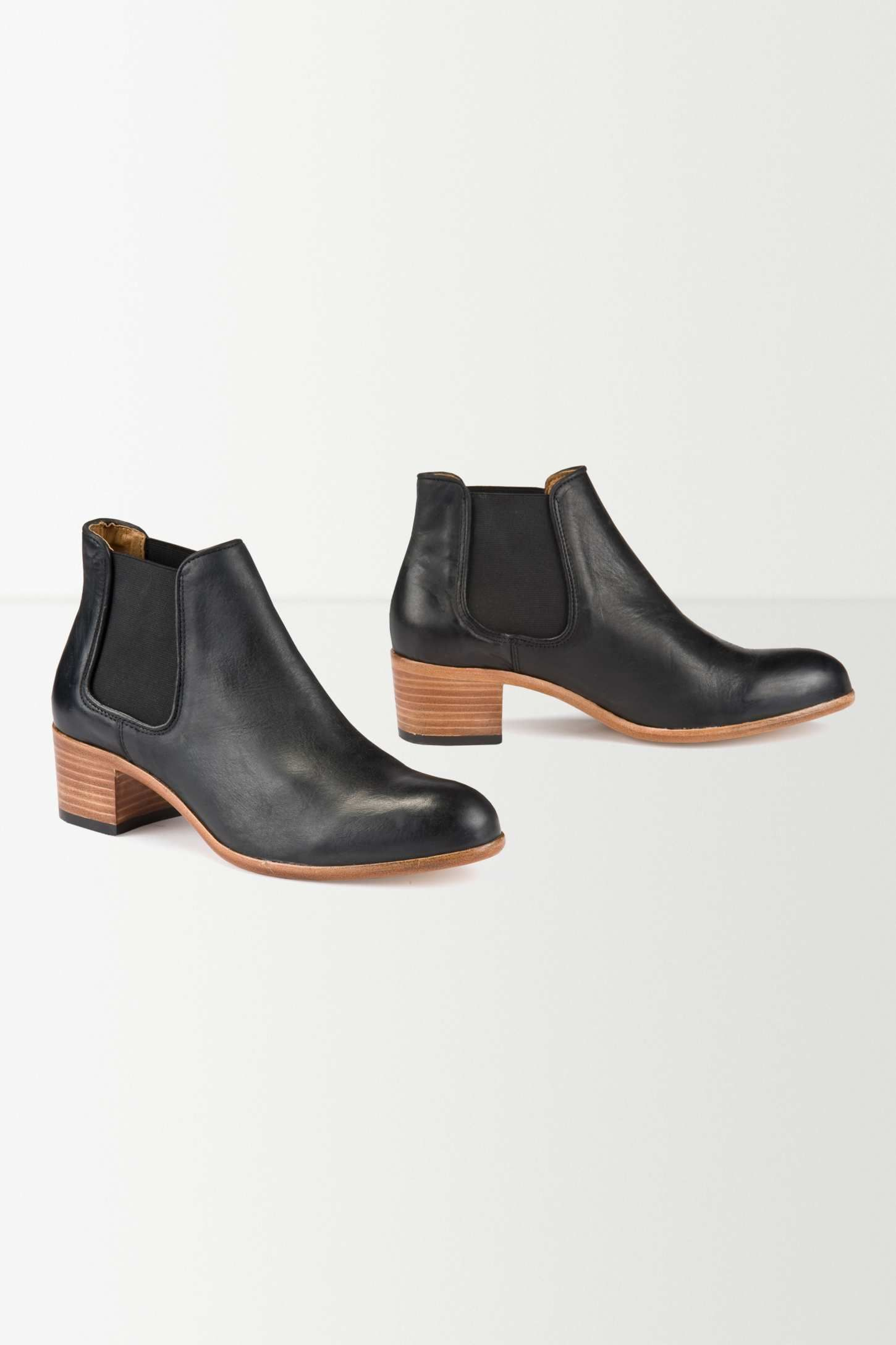 Brushed City Booties | Anthropologie.eu