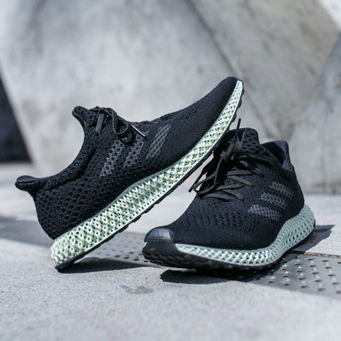 best sneakers ddf9c 5c064 Fancy - Adidas Futurecraft 4D Ash Green
