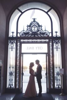San Francisco Courthouse Wedding.Pin By Style Me Pretty On Bride Groom Courthouse Wedding Wedding