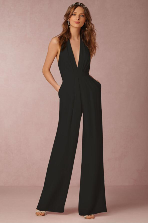 5de42d547831 Sleeveless and Backless Jumpsuit Material  Cotton