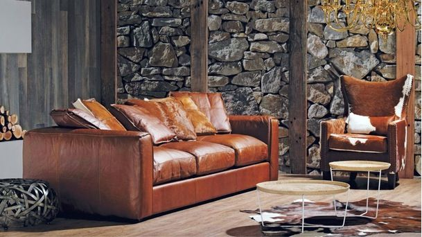 Leather Lounges – Sofa, Modular Lounges, Leather Sofa ...