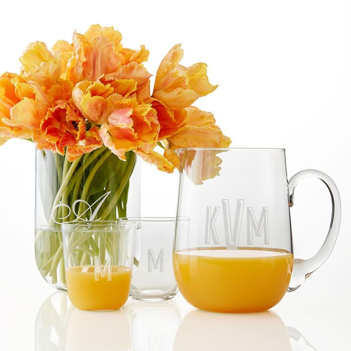 Hand blown juice glasses set of 4 cfluxeb the ultimate mark and grahams easter gifts feature a variety of personalized gifts for the home celebrate the arrival of spring with a treat from the easter gift shop negle Image collections