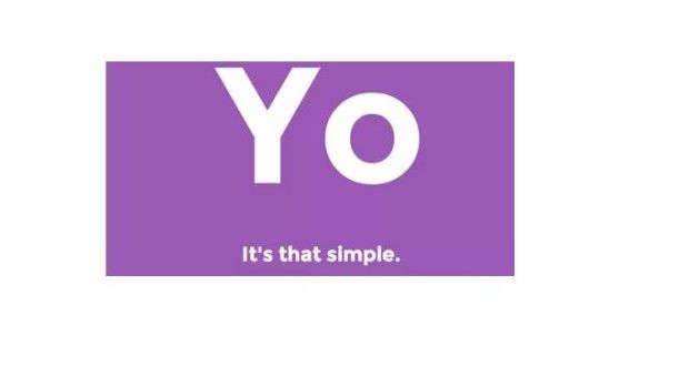 Yo for iOS Yo for iOS is your own secret language between