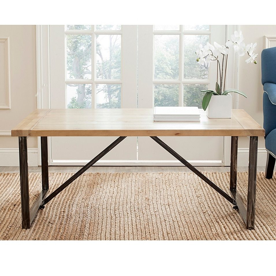Safavieh Chase Coffee Table In Natural Bed Bath Beyond In 2021 Natural Wood Coffee Table Coffee Table Wood Coffee Table [ 956 x 956 Pixel ]