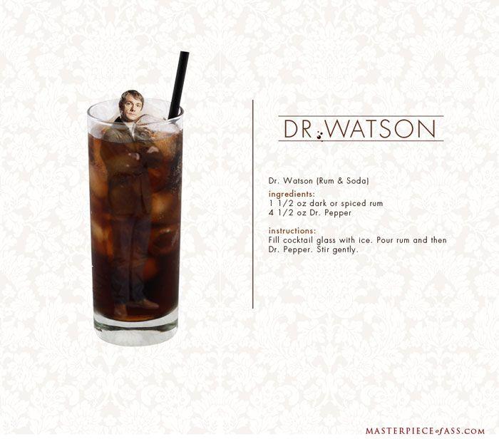 Dr Watson #Sherlock
