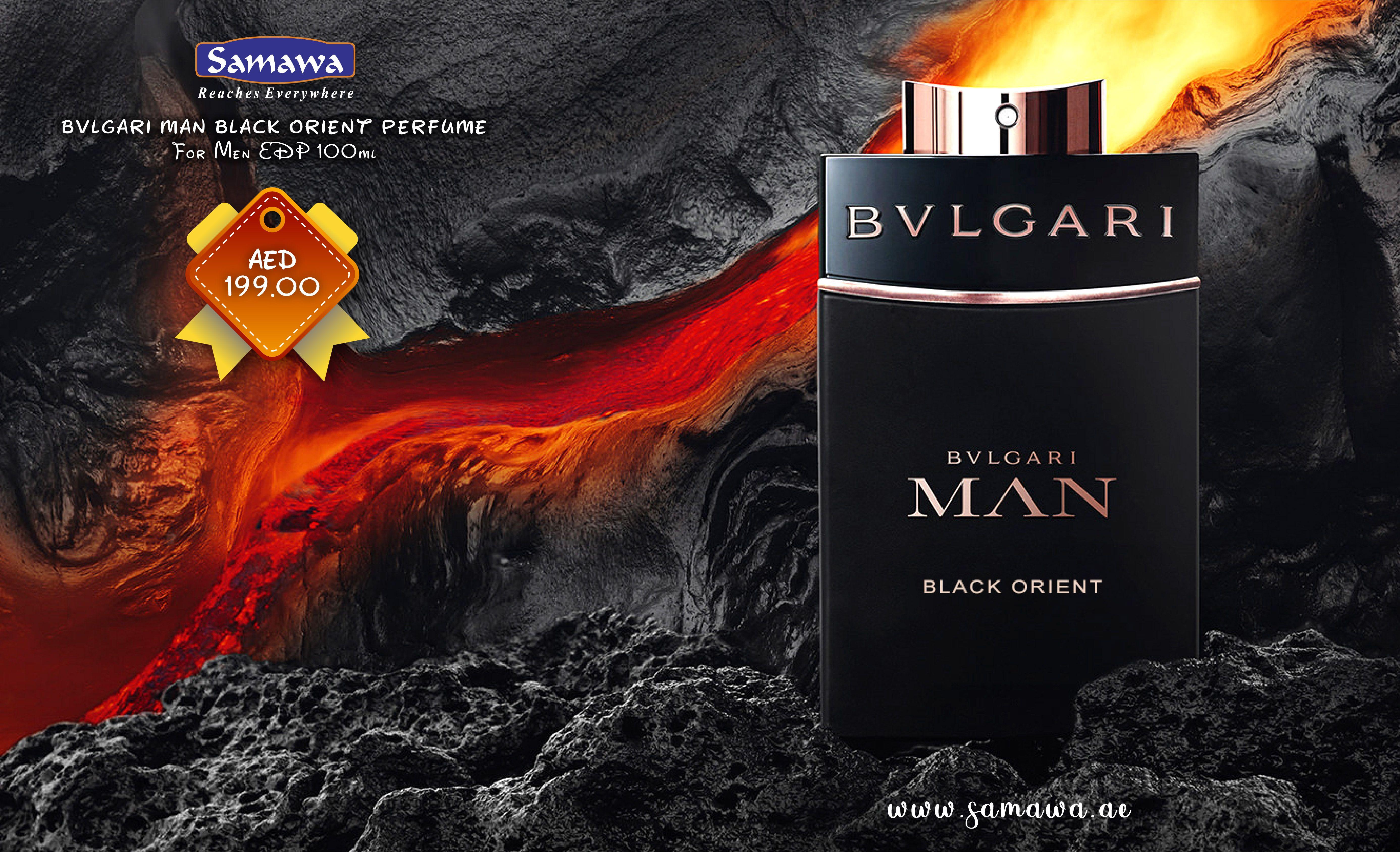 287d65656d4 Bvlgari Man Black Orient Perfume For Men EDP 100ml FOr Only 199AED  dubai   dubaiuae  dubaitag  dubaideals  sale  shoponline  Perfume