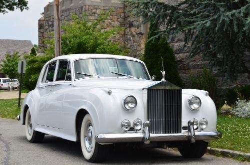 This 1961 Rolls Royce Silver Cloud Ii Lhd Is A Great Original Car