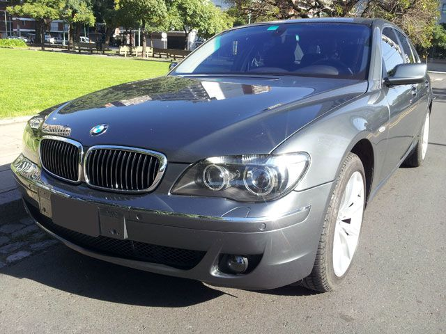 Just Bought This In Argentina 2008 Bmw 750i 4000 Miles On It