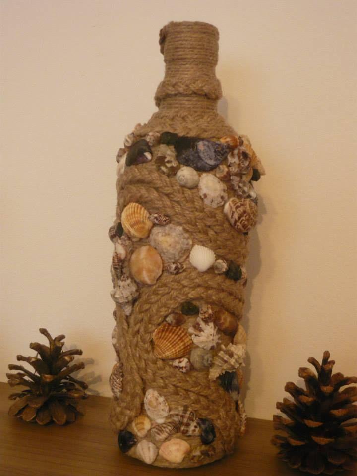 Adaugă Pin Pe Vaze Sticle Handmade