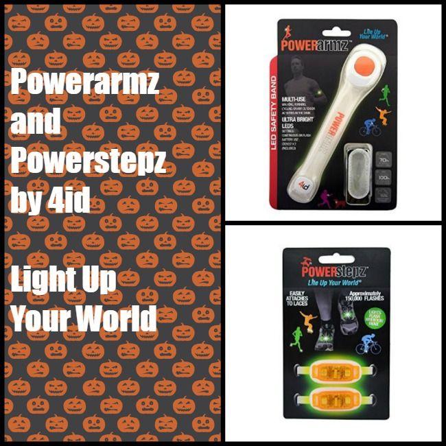 Powerarmz & Powerstepz will light up your world! - Family Review Guide