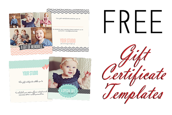 Free gift certificate photoshop templates from birdesign gift free gift certificate photoshop templates from birdesign yadclub Gallery