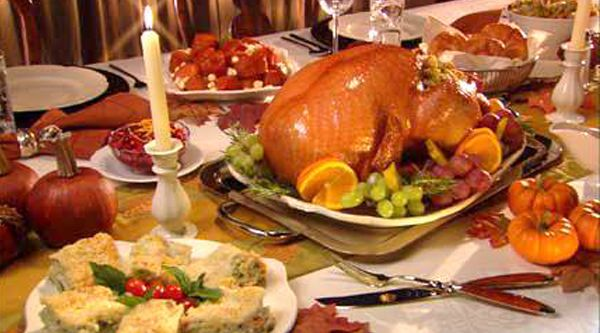 High Quality Good Ways To Decorate Thanksgiving Dinner Table With Stylish Table . Photo Gallery