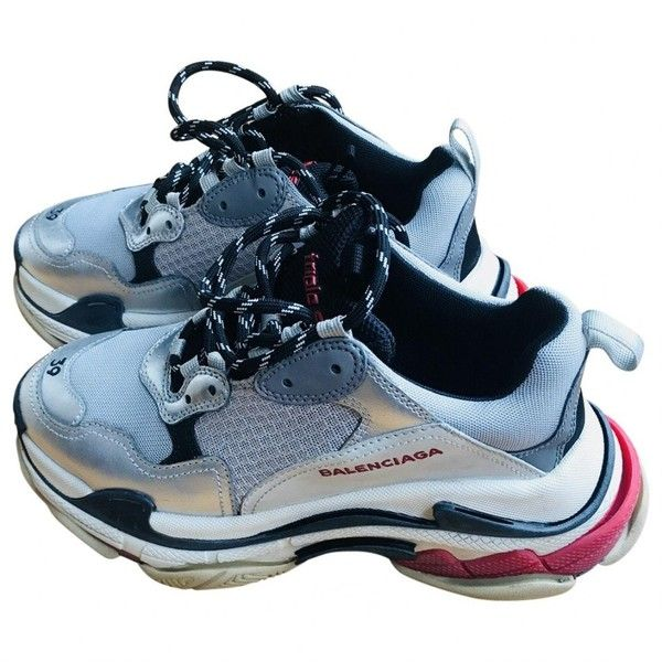 Pre-owned - Triple S low trainers Balenciaga D3iir